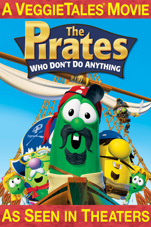 The Pirates Who Don't Do Anything